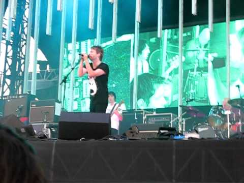 Radiohead -  15 Step - Live At Lollapalooza 2008