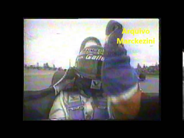 Chamada - Formula Indy Temporada 1993 (Rede Manchete)