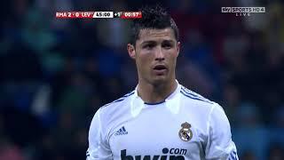 Cristiano Ronaldo vs Levante H 10 11 HD 720p by MemeT