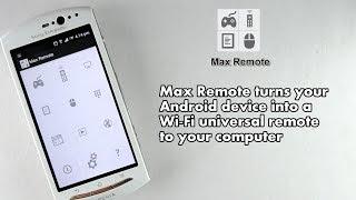 Max Remote