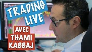 Trading Live devant 85 personnes : + 534 $ en 7 minutes !