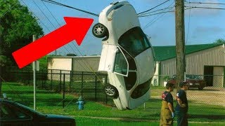 11 People Stuck In Strange Places!