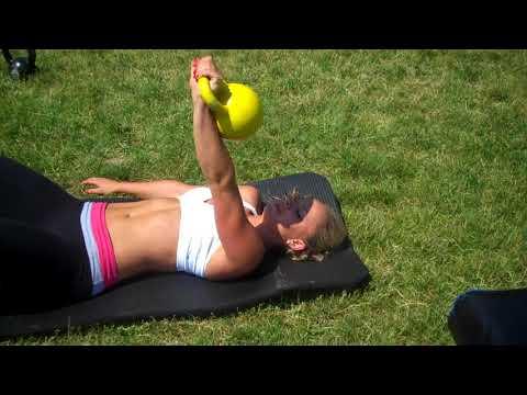 Kettlebell Total Body Workout