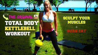 Kettlebell Total Body Workout