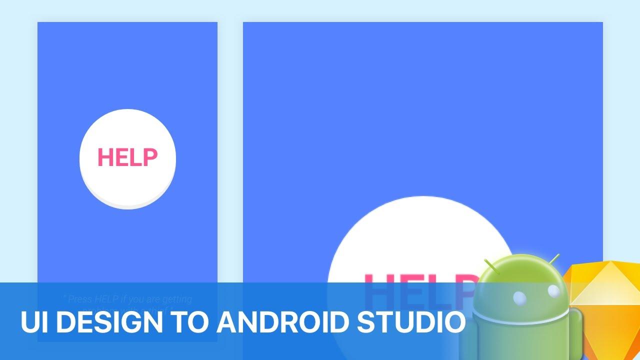 android studio app tutorial pdf
