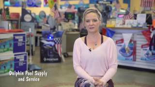 Dolphin Pool and Supply Service - Customer Testimonial