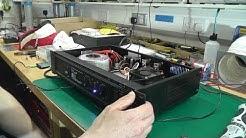 Video Blog #047 - W-Audio DA500 Audio Amplifier Repair