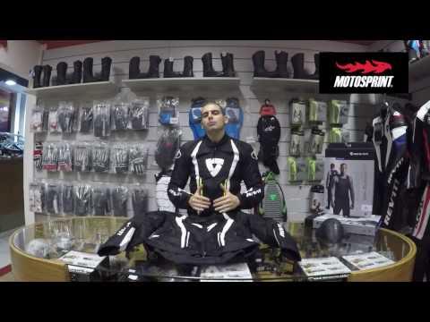 Review da Jaqueta Rev'it Air Force & Cooling Vest - Motosprint