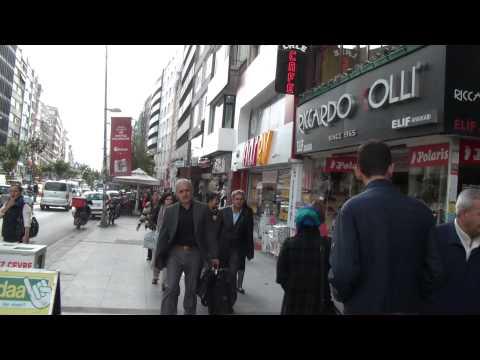 İstanbul Şişli Kaldırımları