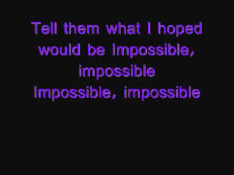 Maddi Jane - Impossible (((:
