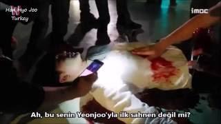W - Two Worlds (Birinci bölüm kamera arkası) Turkish sub. - Türkçe Altyazı