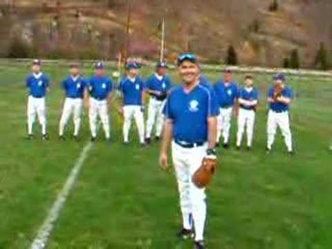 Coach Church league Softball