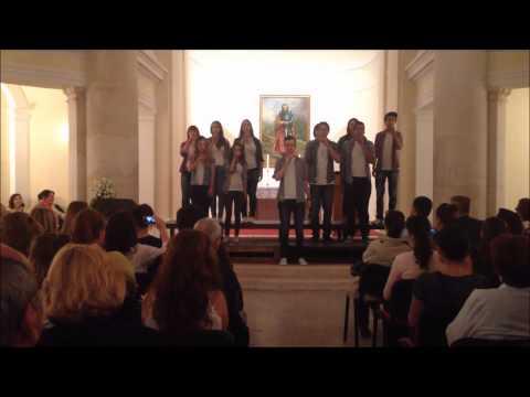 A.K.A. Crescendo - Terca na tišinu (Silente a cappella cover)