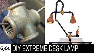 DIY Extreme desk lamp