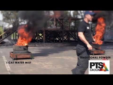 WATER & FOAM MIST EXTINGUISHERS