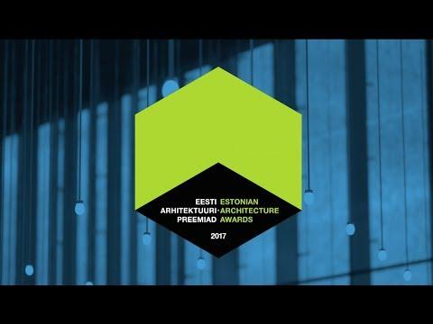 TV show: Estonian Architecture Awards 2017