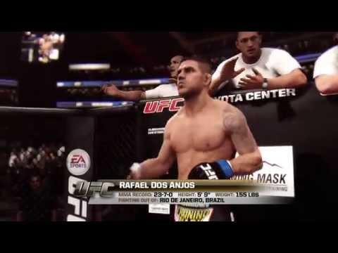 EA SPORTS™ UFC 185 Pettis vs Dos Anjos Prediction