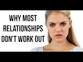 The #1 Reason Why Relationships With Men Fail