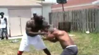 Street Fight: Kimbo Slice vs. Damien