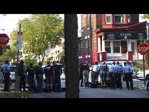Dispatcher audio reveals chaos and danger during Philadelphia shooting that injured six officers
