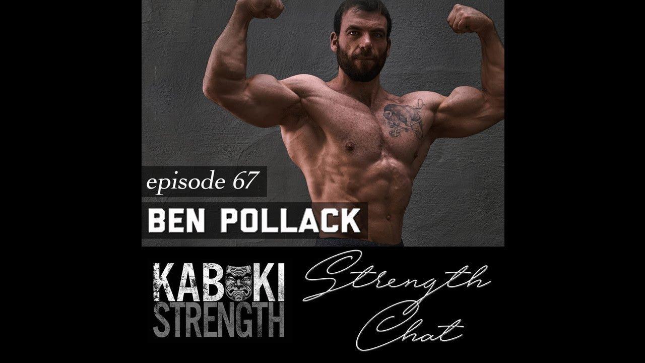 Strength Chat #67: Ben Pollack