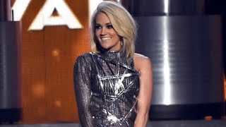 EXCLUSIVE: Carrie Underwood Sizzles in Sexy 'Church Bells' Performance, Talks Life on Tour With H…