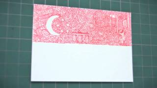 """""""The Singapore"""" drawing by Daisuke Okamoto"""