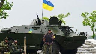 СМОТРЕТЬ ВСЕМ! Украинские военные не хотят домой! Украина сегодня, новости, 2014