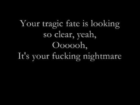 Nightmare - Avenged Sevenfold Lyrics