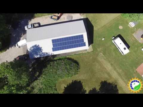 West Seneca, NY (May 2016) - 10.6 kw