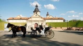 Свадьба в Несвижском замке - свадебное агентство Ты и Я