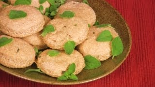 Savory Whole Grain Biscuits