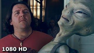 Американские спецслужбы охотятся за инопланетянином | Пол: Секретный материальчик (2011)