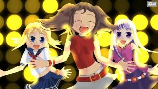Caramell - Caramelldansen HD Version (Swedish Original) Official