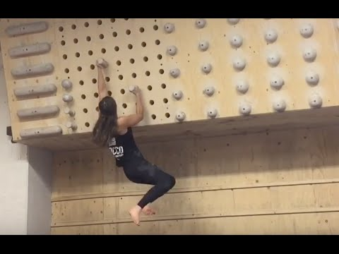 How to do pegboard climbing  YouTube