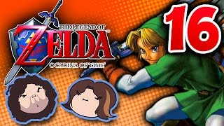 Zelda Ocarina of Time: Chickening Out - PART 16 - Game Grumps