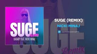Nicki Minaj SUGE Remix AUDIO.mp3