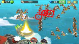 Plants vs Zombies 2 Chinese CASTLE IN THE SKY Day 9