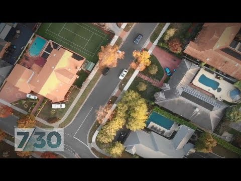 Fears of Australian property market 'fire sale'