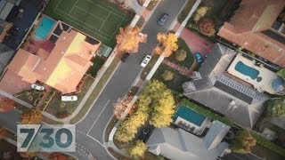 Fears of Australian property market