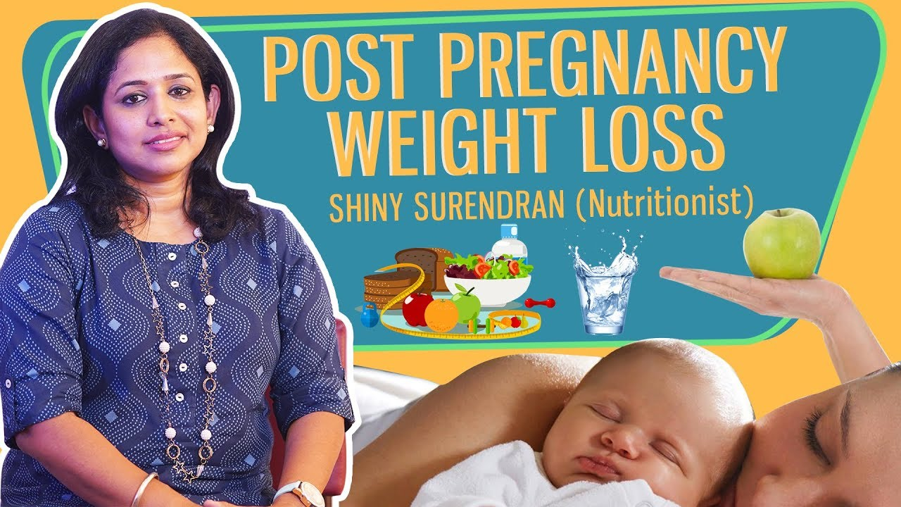 Healthy Eating   Post Pregnancy Weight Loss  in Tamil   JFW Health