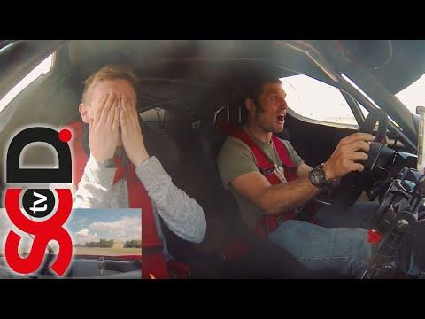 GUY MARTIN drives Ferrari FXX | Reaction video
