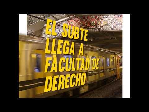 "<h3 class=""list-group-item-title"">El Subte llega a Facultad de Derecho</h3>"