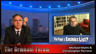 The Remnant Forum: The Pope