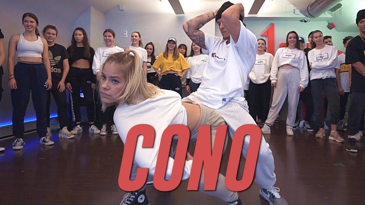 "Puri ""CONO"" Choreography by Daniel Fekete x Zita Nagy"