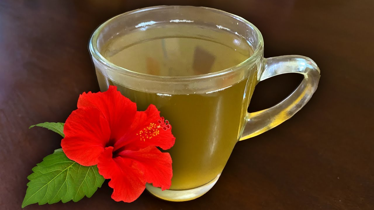 Download Hibiscus Ginger Tea | Ginger Tea | Best Home Remedy for Cold, Cough and Sore Throat