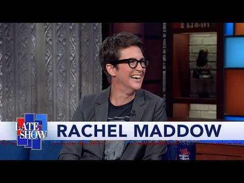 Rachel Maddow: We