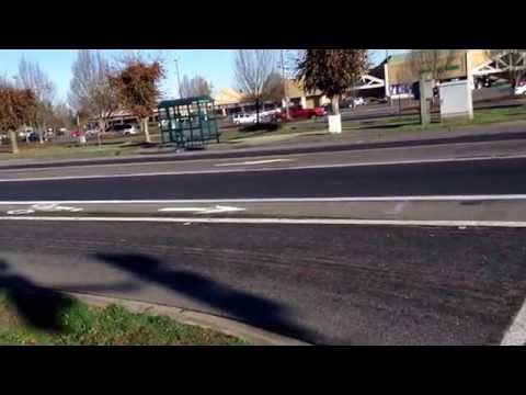 Vlog: Walk from Safeway to Library; Yelm, WA