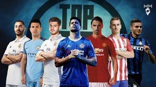 Top 10 Strikers in Football 2017 ● HD