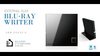 Asus External Blu-ray Combo Drive Slim